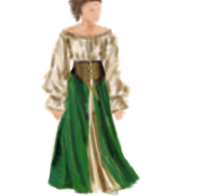 2green dress